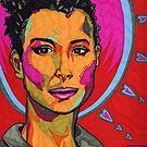 The Strength of Mariane Pearl by Angelique Moselle Price
