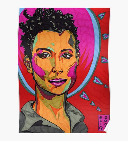 The Strength of Mariane Pearl Poster