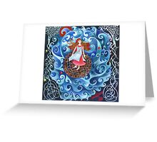The Tempest Greeting Card