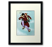 Flying Lessons Framed Print