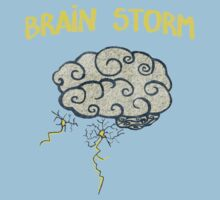Brain Storm by thescientish