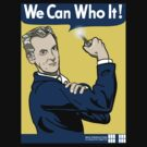 We Can Who It! by Firepower