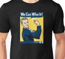 We Can Who It! Unisex T-Shirt