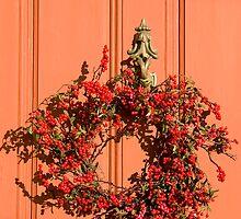 Wreath by Sandy  McClearn