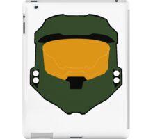 Master chief minimalist iPad Case/Skin