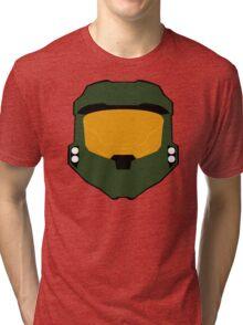 Master chief minimalist Tri-blend T-Shirt