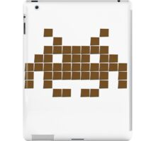 post it space invader iPad Case/Skin
