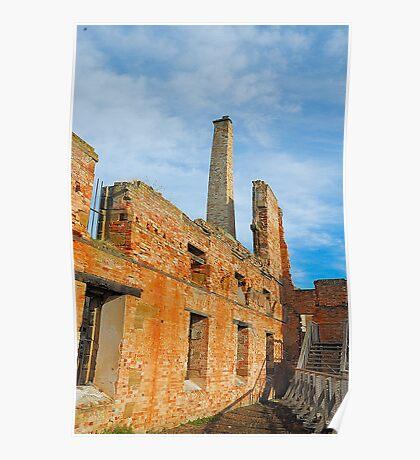 Hard Labour - Port Arthur Historic Site, Tasmania Australia Poster