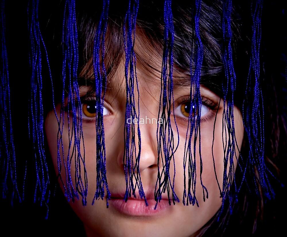 Piercing Eyes by deahna