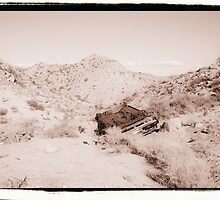 Deth In the desert 2 by Burntwick