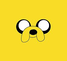 Jake the dog Adventure Time by daniperez93