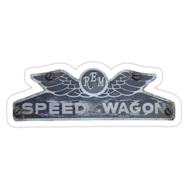 REM Speed Wagon by shcott