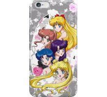 Sailor Senshi - Uncovered (Original Anime Color) iPhone Case/Skin