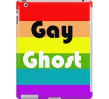 Gay Ghost  iPad Case/Skin