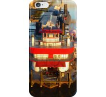 Three Cool Boats iPhone Case/Skin