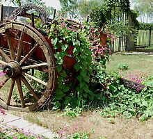 THE SECOND OLD WAGON by BOBMILLER