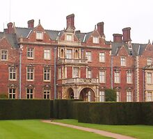 Sandringham, Its The Queens Country Home... by jules / Missy frost