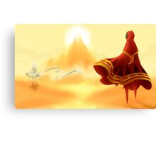Journey - A Friend Canvas Print