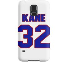 National football player Rick Kane jersey 32 Samsung Galaxy Case/Skin