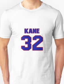 National football player Rick Kane jersey 32 T-Shirt