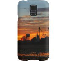 Vivid Sunset Samsung Galaxy Case/Skin