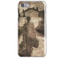 Le voyageur iPhone Case/Skin