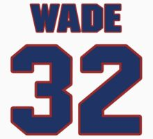 National football player Jonathan Wade jersey 32 by imsport