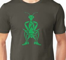 Atheist Mantis by Tai's Tees Unisex T-Shirt