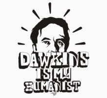 Dawkins is my Humanist Kids Clothes