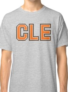 Retro 80s CLE Classic T-Shirt