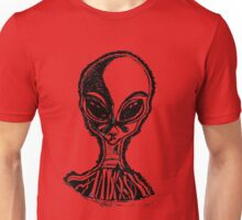 Aliens are in me Unisex T-Shirt