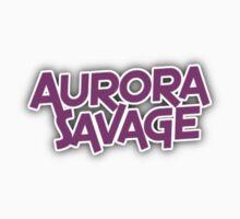 Aurora Savage's Stylized Name by AuroraSavage