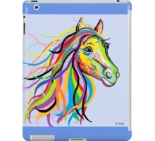 Horse of a Different Color iPad Case/Skin