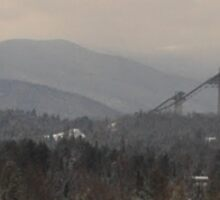 Lake Placid Olympic Ski Jump Panorama by cameraperson