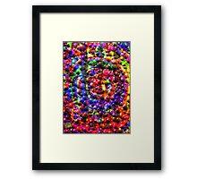 Visual Psychedelia Series 01 Framed Print