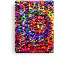 Visual Psychedelia Series 01 Canvas Print