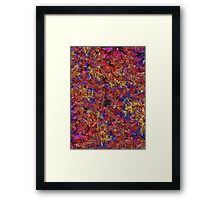 Visual Psychedelia Series 03 Framed Print