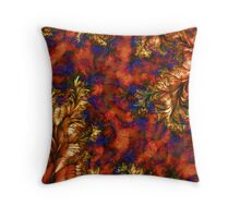 Visual Psychedelia Series 04 Throw Pillow