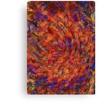 Visual Psychedelia Series 06 Canvas Print