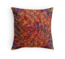 Visual Psychedelia Series 06 Throw Pillow