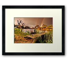 """A Golden Moment"" Framed Print"