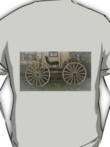 The Horse Drawn Carriage T-Shirt
