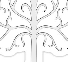 White Tree of Gondor Sticker