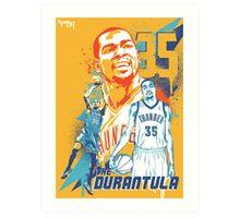 The Durantula Art Print