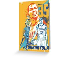 The Durantula Greeting Card