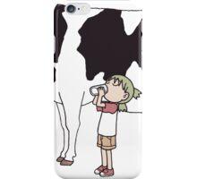Yotsuba & Cow iPhone Case/Skin