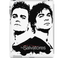 the salvatore brothers iPad Case/Skin