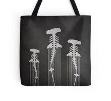 Hammerhead Skeleton Tote Bag