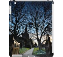 The Gate Into The Night iPad Case/Skin