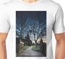 The Gate Into The Night Unisex T-Shirt